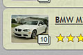 Rating view in listings grid