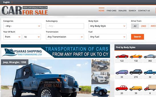 www.carforsalecyprus.com